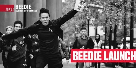 Beedie Launch 2019 tickets