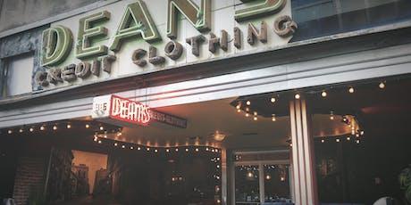 Motown & Bangin' tickets