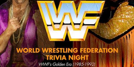 WWF Trivia (Golden Era 1985-1992) entradas