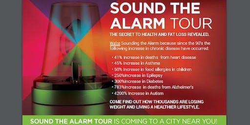 Sound the Alarm Tour - Lindon, UT