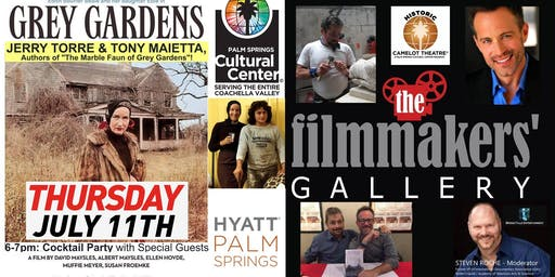 Filmmakers Gallery: GREY GARDENS w/ Jerry Torre & Tony Maietta