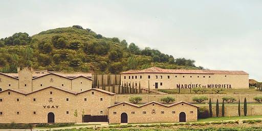 Rioja Master Class with Marques de Murrieta & Count of Creixell