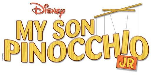 SingOut's Summer Theatre presents My Son Pinocchio Jr