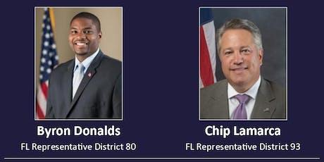 2019 Florida Legislative Review tickets