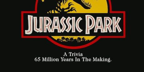 Jurassic Park (1993) Trivia tickets