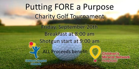 Putting Fore a Purpose  tickets