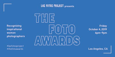 Las Fotos Project presents The Foto Awards