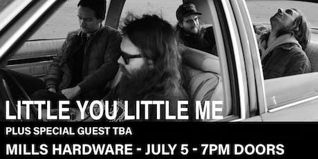Little Me Little You tickets