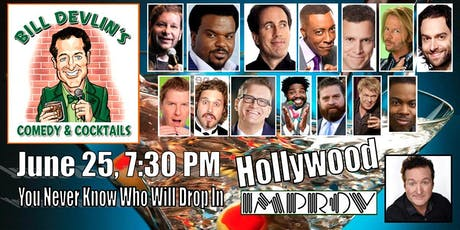 Hollywood Improv Comp Tickets (limited Time) tickets