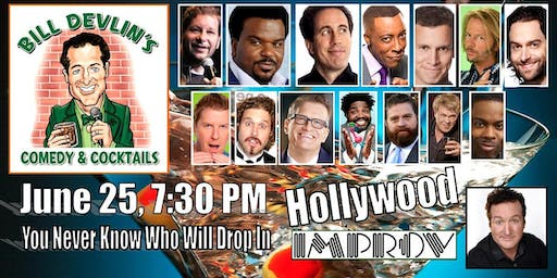 Hollywood Improv Comp Tickets (limited Time)