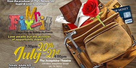 Stage Play Mr. Fix-It tickets