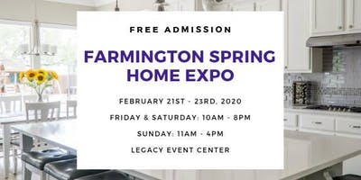 Farmington Spring Home Expo
