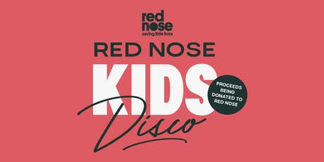 Kids Disco for Red Nose Day tickets