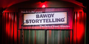 Bawdy Storytelling's 'The Naughty Bits' 12/4, Seattle)