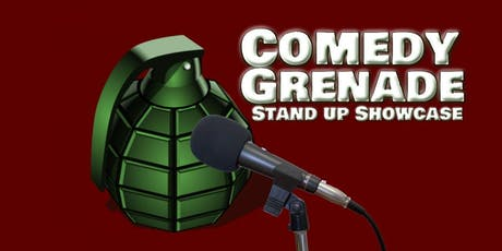 Comedy Grenade - Stand up Comedy Showcase tickets