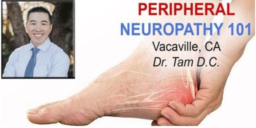 Free Peripheral Neuropathy & Nerve Pain Breakthrough Seminar - Vacaville, CA