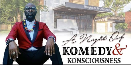 A Night of Komedy and Konsciousness tickets