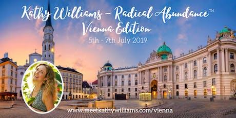 Radical Abundance - Vienna Edition bundle tickets