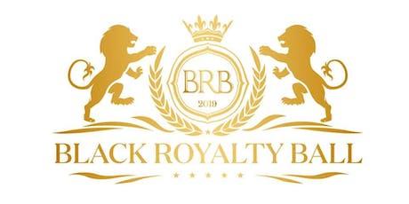 Black Royalty Ball tickets