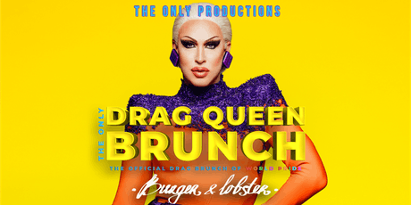 The Only Drag Brunch - The Official Drag Brunch of World Pride! tickets