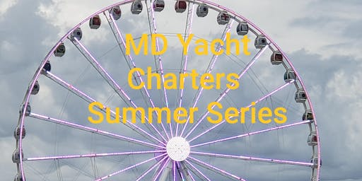 "MD Yacht Charters presents ""Champagne & Strawberries"""