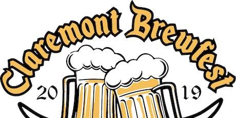 2019 Claremont Brewfest & 5K tickets