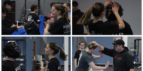 Young Women's Self-Defense Seminar tickets
