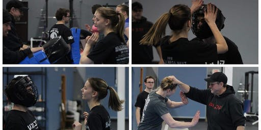 Young Women's Self-Defense Seminar