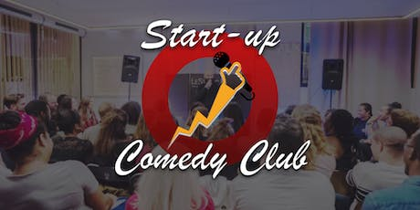 Start-up Comedy Club #51 billets