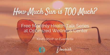 How Much Sun is Too Much? (UV Safety and Vitamin D) tickets