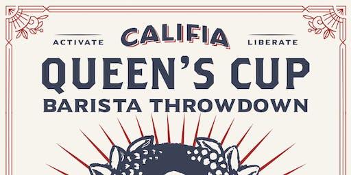 Califia Farms X Faema Queens Cup Throwdown