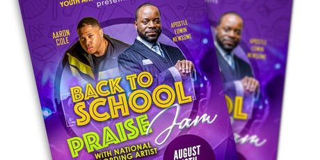 Back to School Praise tickets