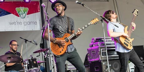 Shots Fired Featuring D.J Williams of Karl Denson's Tiny Universe