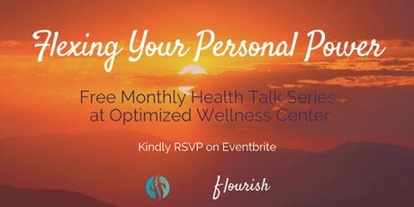 Flexing Your Personal Power With Kindness (Solar Plexus Chakra Activation) tickets