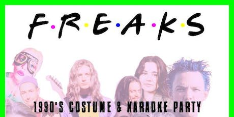 1990's FREAKS (come... as you were) @ Mohawk (Indoor) tickets
