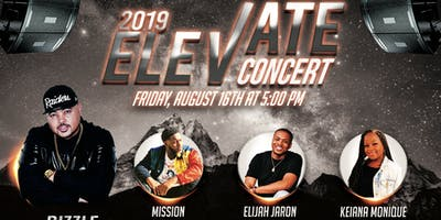 Elevate '19 Concert Featuring Bizzle