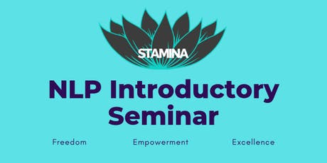 NLP Introductory Seminar tickets