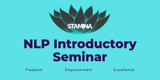 NLP Introductory Seminar