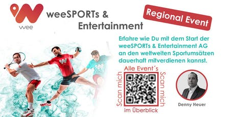 LiveEvent - weeSPORTs & Entertainment Tickets