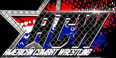 WWN & American Combat Wrestling present Pride 2019 tickets