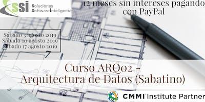 Curso sabatino ARQ02 - Arquitectura de Datos