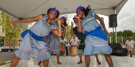 Haitian Dance Workshop (+ performances) at Parkside Plaza! tickets