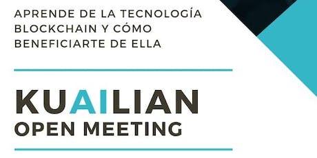 Evento Blockchain Madrid entradas