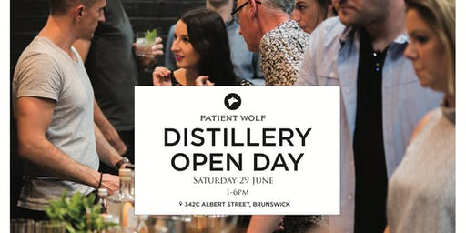 Patient Wolf Gin Distillery Open Day V