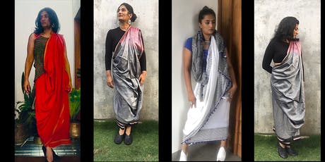 Re:fashioning the South Indian Sari Drape tickets