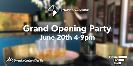 Knack Coworking Grand Opening Party tickets
