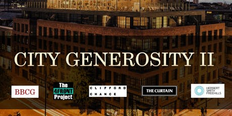 City Generosity II tickets