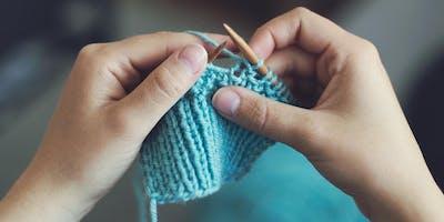 Knitting & Crochet Practice Circle