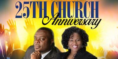 25th Church Anniversary