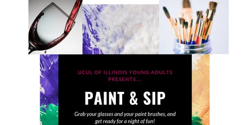Young Adult's Paint & Sip